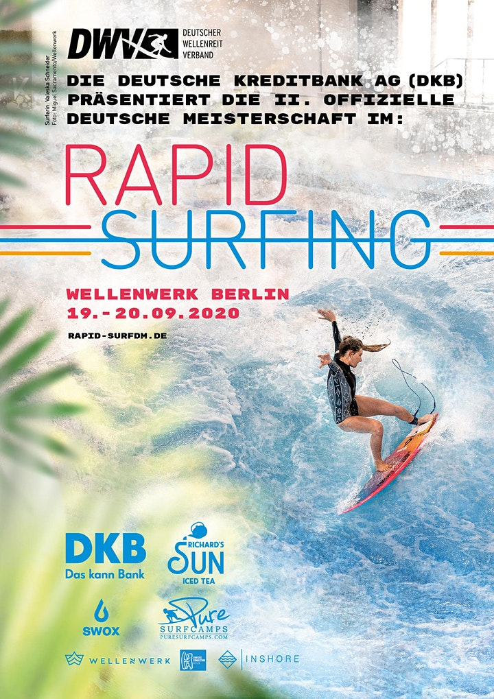 2. Offizielle Deutsche Meisterschaft  im Rapid Surfing: Bild