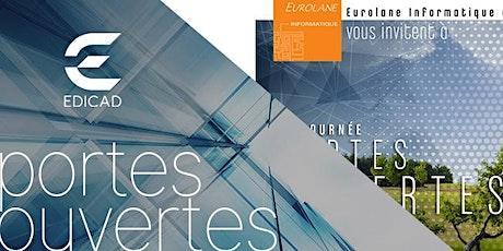Porte ouverte de notre partenaire EUROLANE Informatique billets