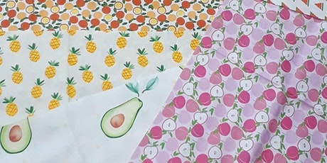 Reusable Beeswax Food Wraps tickets
