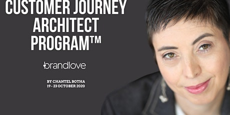 Certified Customer Journey Architect Program™ tickets