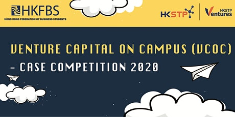 Venture Capital On Campus - Case Competition 2020 tickets