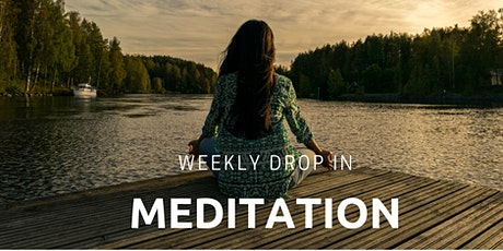 ONLINE Weekly Meditation tickets
