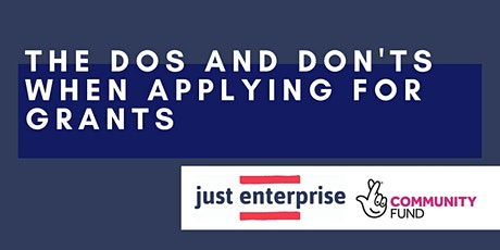 The Dos and Don'ts when applying for grants tickets