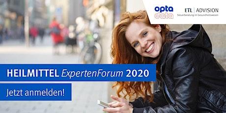 Heilmittel ExpertenForum 2020 Magdeburg 19.11.2020 Tickets