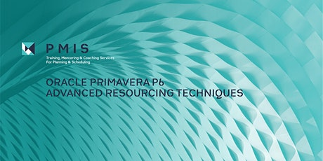 Online Oracle Primavera P6 Advanced Resourcing, October 20th tickets