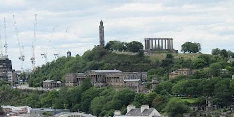 Edinburgh's Calton Hill: People, Spaces and Buildings - PRACTICE TOUR tickets
