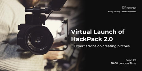 Virtual Launch - HackPack 2.0 tickets