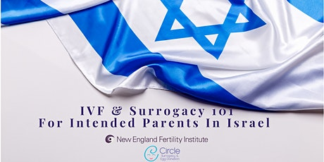 IVF & Surrogacy 101 for Intended Parents in Israel tickets