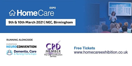 Home Care Expo tickets