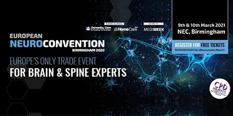 European Neuro Convention tickets