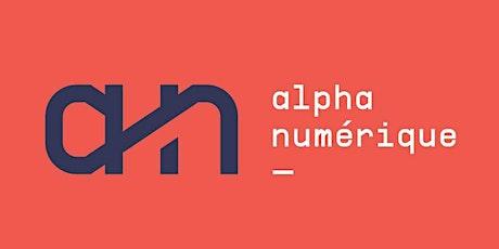 AlphaNumérique webinaire 2 - Accompagnement et facilitation.35 billets