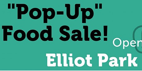 埃利奥特公园弹出食品配送/站在市场9/10门票