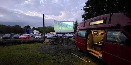 Drive in Cinema - Bamford Garden Centre - 127 Hours tickets
