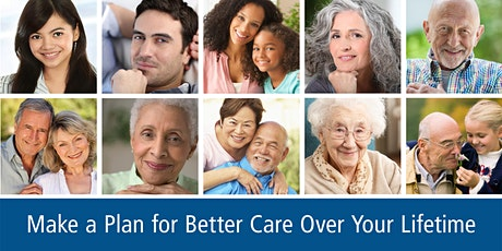 Now's the Time! Make Your Health Care Plan. tickets