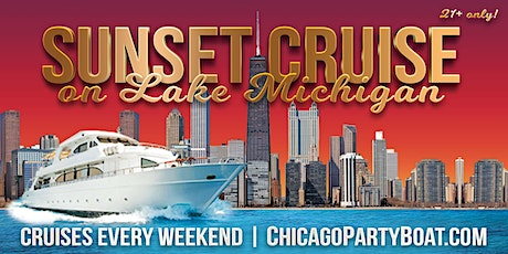 Sunset Cruise on Lake Michigan on October 17th tickets