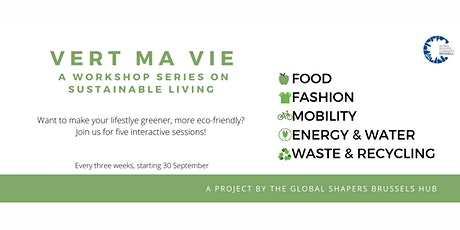 Vert Ma Vie - Sustainable Living in Brussels tickets