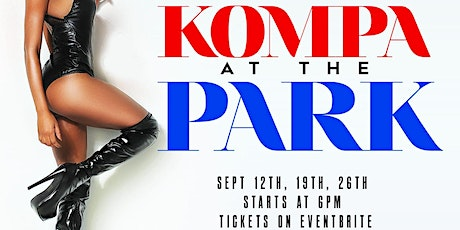 KONPA IN THE PARK SEPT 19TH tickets
