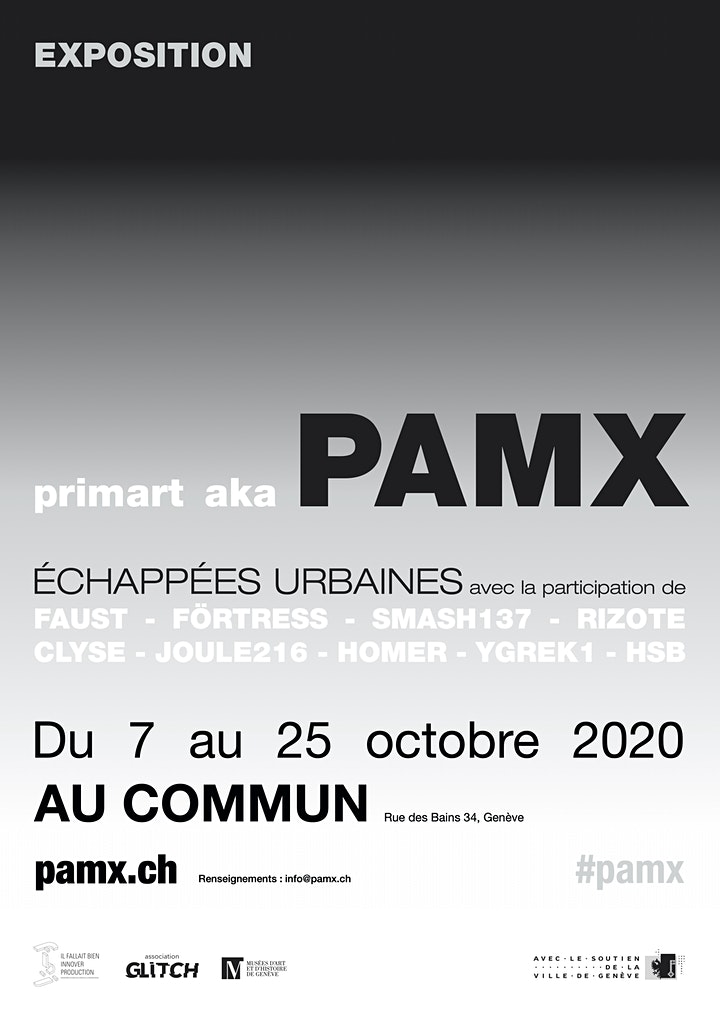 Image pour Balade sensible Primart a.k.a PAMX 1 et 2/2
