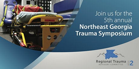 5th Annual Northeast Georgia Trauma Symposium - Virtual tickets