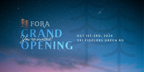 Grand Opening! tickets