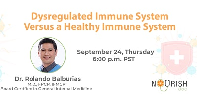 Healthy Immune System with Functional Medicine