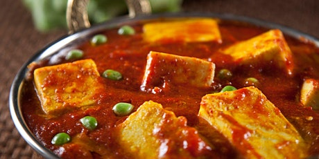 Vegetarian Indian Cooking Class - Paneer Special workshop tickets