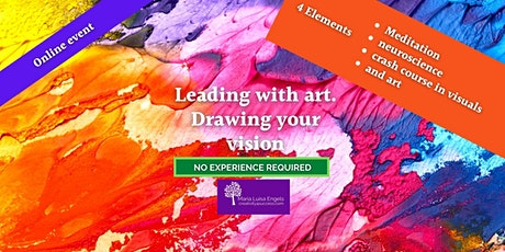 LEADING WITH ART - DRAWING YOUR VISION tickets
