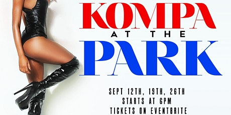 KONPA IN THE PARK OCT 10TH tickets