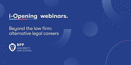 Beyond the law firm: alternative legal careers tickets