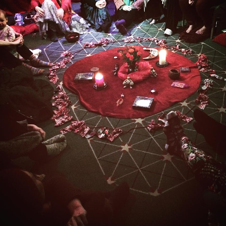 Red Tent wisdom & sharing circle (in person), September 2021 image