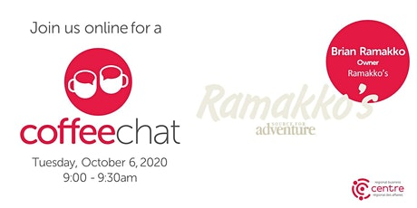 Coffee Chat with Ramakko's tickets