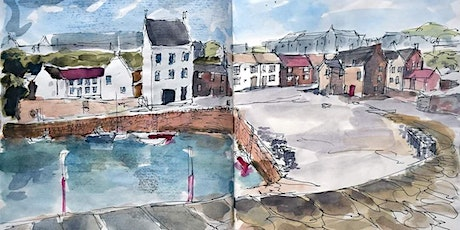 Beginners Watercolour Workshop - Harbour Scene tickets