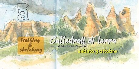 Trekking & Sketching alle Balze del Valdarno biglietti