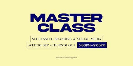 Successful Branding & Social Media Masterclass tickets