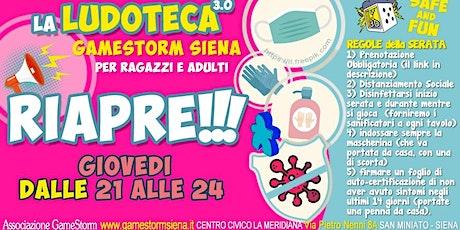 Serata di Gioco da Tavolo a Siena biglietti
