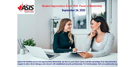 Student Appreciation Event 2020: Power of Mentorship tickets