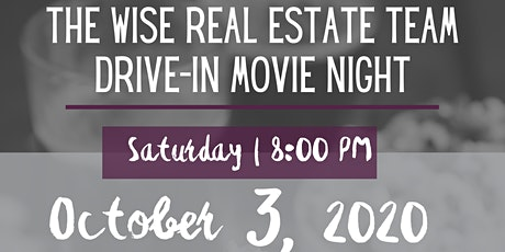 TIBBS Drive-In Movie Night Client Appreciation Event tickets
