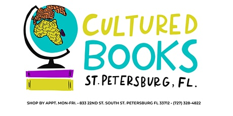Cultured Books | Shop by Appt. tickets
