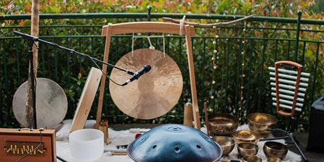 Relaxation Sonore par Nilly Mondrian Sonothérapeute billets