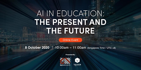 AI in Education: The Present and the Future [Online Event] Tickets