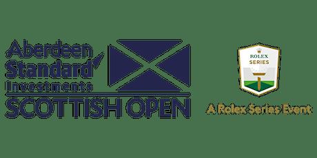 ABERDEEN STANDARD INVESTMENTS SCOTTISH OPEN 2020* tickets