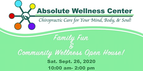 Family Fun And Community Wellness Day tickets