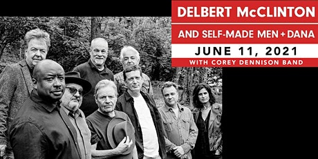 Delbert McClinton & Self Made Men and Dana tickets