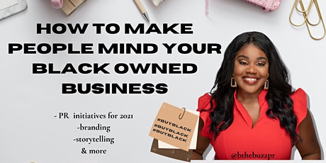 black business bootcamp tickets