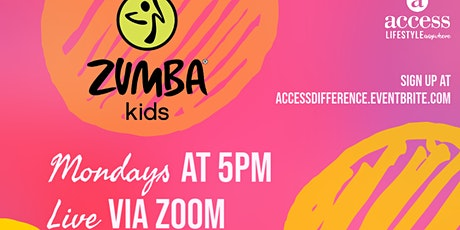 Zumba Kids tickets