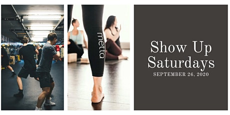 The Lyfestyle - Show Up Saturdays tickets