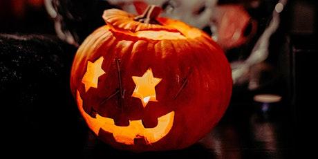 Kids Baking - Mini Halloween Pumpkin Cupcakes (Interactive - Virtual) tickets