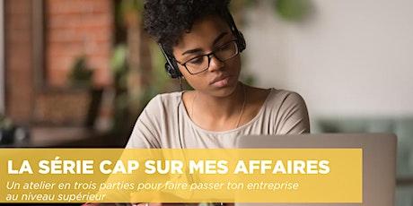 Cap sur mon idée d'entreprise | Québec | Oct. 7, 2020 billets