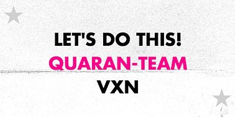 Virtual VXN Workout w/ Ethel tickets