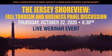Jersey ShoreView: Fall Tourism and Business Panel Discussion tickets